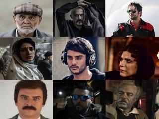 پرکارترین بازیگران فجر 36 چه کسانی هستند؟/ حضور بابک حمیدیان در جشنواره با 4 فیلم