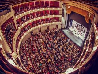 سالن های تئاتر تهران