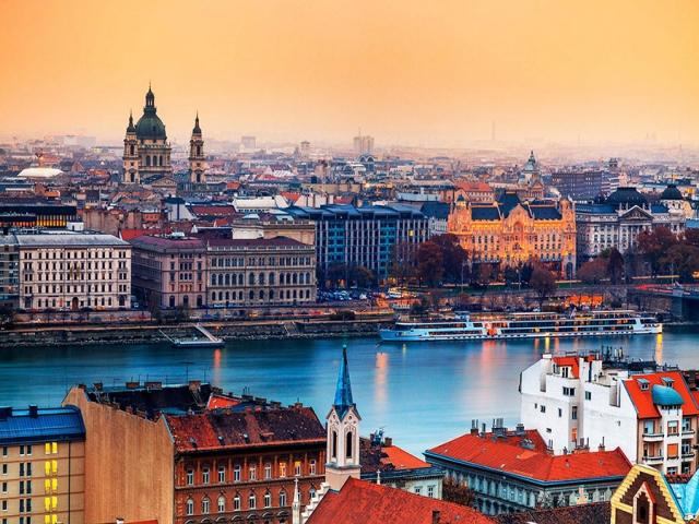 تور بوداپست