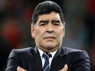 مارادونا: هیچکس برای آرژانتین احترام قائل نیست
