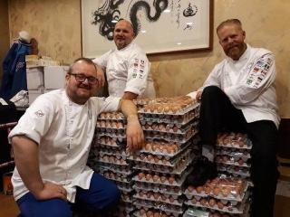 اشتباه عجیب نروژیها در المپیک زمستانی؛ خرید 15 هزار تخم مرغ + عکس
