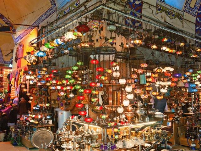 بازار بزرگ استانبول  کاپالی چارشی