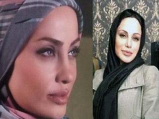 شباهت بازیگر ایرانی به آنجلینا جولی سوژه رسانه ها شد