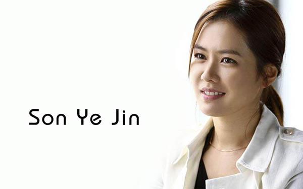 سون یه جین-son ye jin