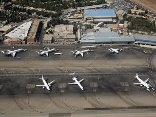 فرودگاه های تهران