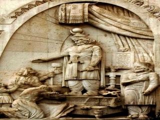 23 مارس ، اعلام ولیعهدی انوشیروان