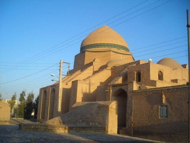 مسجد جامع اردستان اصفهان