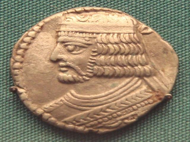 25 مارس ، پادشاهی بلاش اول ، شاه اشکانی (51 میلادی)