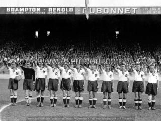 دیدارهای خاطره انگیز ; تغییر برنامه جام جهانی توسط آدولف هیتلر