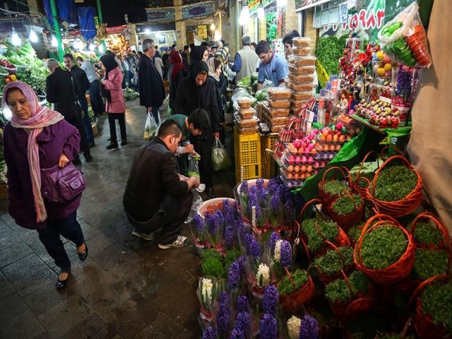 آداب و سنن عید نوروز ایرانیان