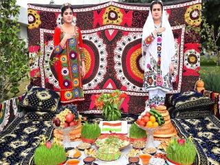 آداب و رسوم نوروز در تاجیکستان