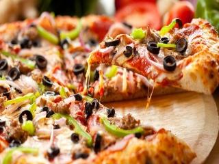 طرز تهیه ی پیتزا مخصوص