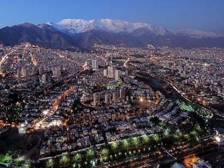 محله های بالا شهر و با کلاس شمال تهران