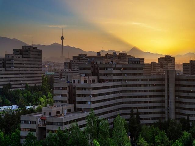 محله های غرب تهران