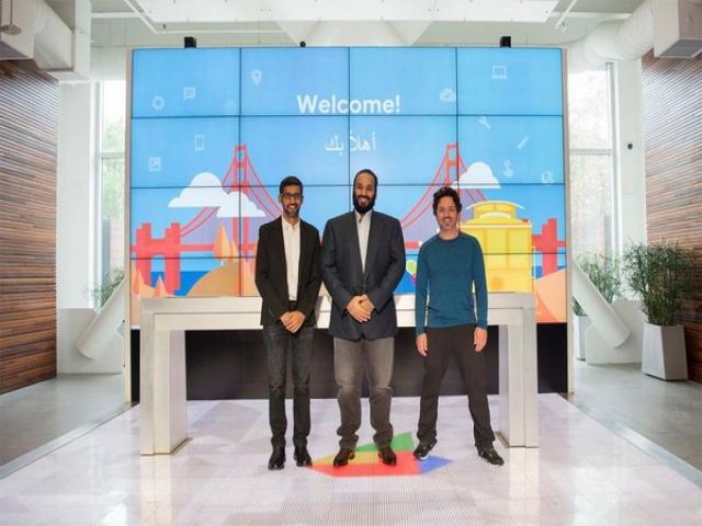 «بن سلمان» در «سیلیکون ولی» به دنبال اقتصاد دیجیتال