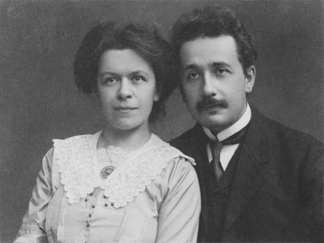 قوانین عجیب و غریب انیشتین برای همسرش