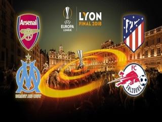 تقابل آرسنال و اتلتیکو ; قرعه کشی نیمه نهایی لیگ اروپا و تاریخ بازی ها