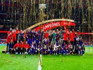 نکاتی آماری از سی امین قهرمانی بارسا در جام حذفی اسپانیا