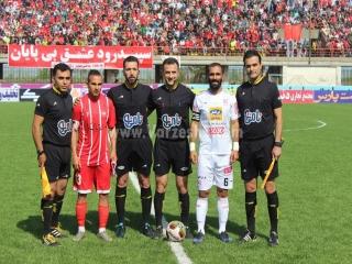 سپیدرود 1- 0 تراکتورسازی ؛ لیگ برتر به رشت لبخند زد