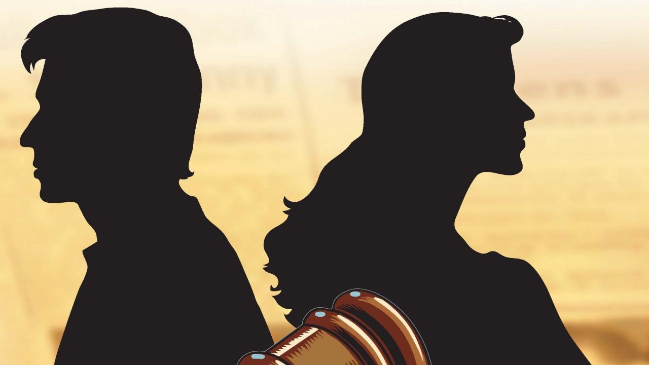 Divorce law in iran