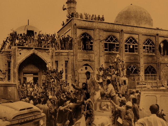 شرح چگونگی آزادسازی خرمشهر در 3 خرداد 1361
