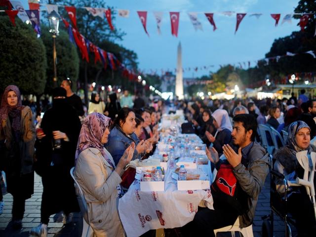ماه رمضان در ترکیه و استانبول