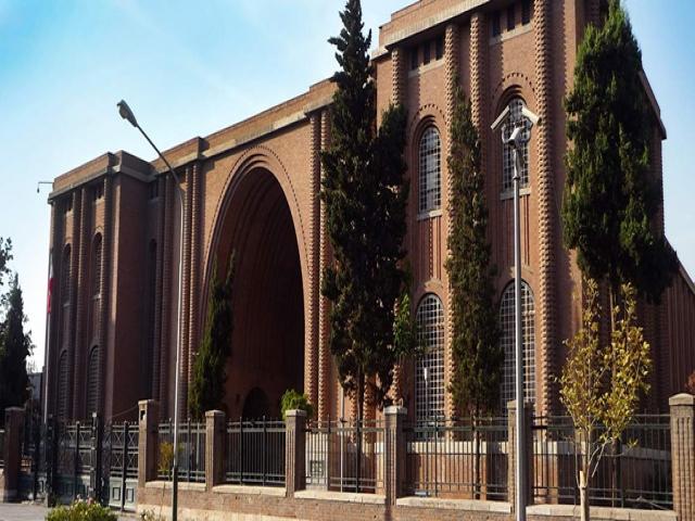 21 اردیبهشت ، آغاز ساختمان موزه ایران باستان