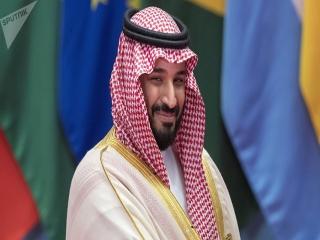 محمد بن سلمان کجاست؟