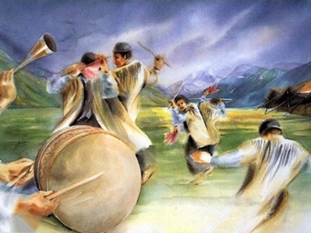 1 خرداد ، ارغاسوان یا جشن گرما