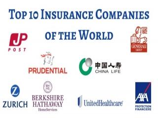 بهترین شرکت های بیمه در جهان