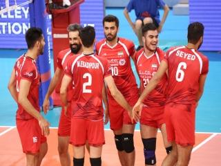 لیگ ملتهای والیبال؛ ایران 3 – 0 استرالیا  / کانگوروها از پس یوزپلنگ ها برنیامدند!