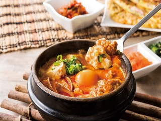 معرفی غذاهای کره جنوبی + تصاویر