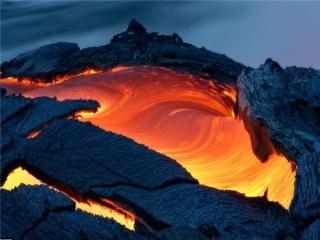 فعال ترین آتشفشان جهان
