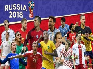 معرفی ستاره های جام جهانی 2018 + عکس
