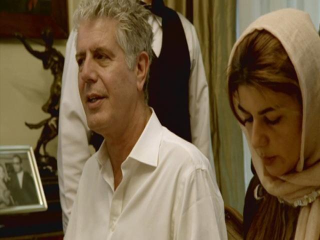 آنتونی بوردین آشپز معروف آمریکایی خودکشی کرد + بیوگرافی و حضورش در ایران