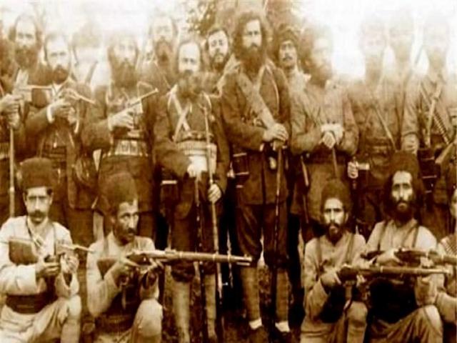 13 خرداد ، فتح رشت به وسیله نیروهای جنگل (1299 ش)