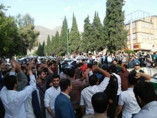 هیات دولت: تعیین مکان هایی در تهران برای برگزاری تجمع