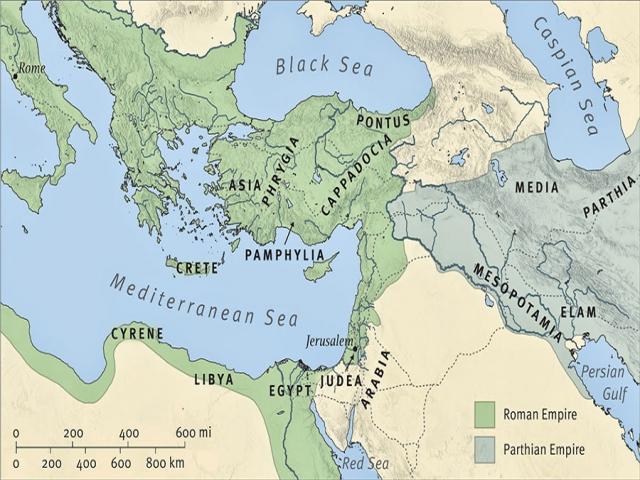 10 ژوئن ، پایان صلح 50 ساله ایران و روم (110 م)