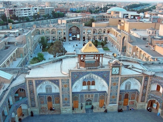 مدرسه فیضیه قم (مدرسه شیخ نوری)