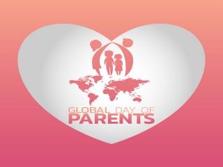 1 ژوئن ، روز جهانی والدین