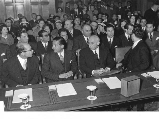19 خرداد ، سخنرانی تاریخی دکتر محمد مصدق در دادگاه لاهه (1331 ش)