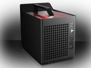 لنوو و معرفی کامپیوتر گیمینگ همراه Legion Cube