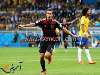 میروسلاو کلوزه ؛ بهترین گلزن تاریخ جام جهانی