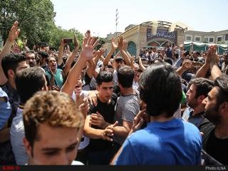 حضور نیروی انتظامی برای بازگرداندن آرامش به بازار/ تشکیل جلسه شورای تامین برای بررسی موضوع/ بخشی از بازار تعطیل شده است