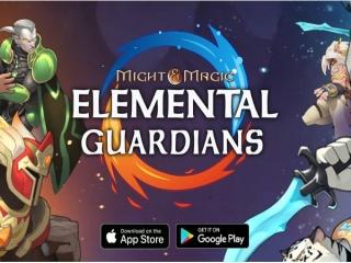 بازی Might & Magic Elemental Guardians منتشر شد
