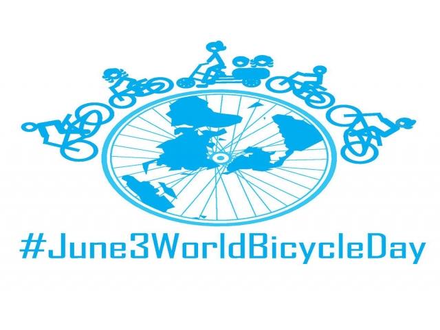 3 ژوئن ، روز جهانی دوچرخه