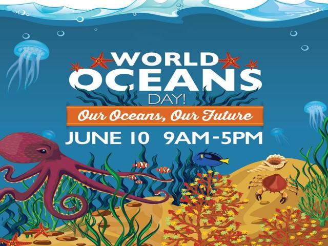 8 ژوئن ، روز جهانی اقیانوس ها