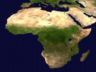قاره آفریقا و کشورهای آن