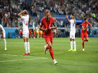 انگلیس 2 - 1 تونس ؛ ستارهای به نام کین