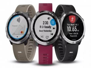 ساعت هوشمند Forerunner 645 گارمین عرضه شد